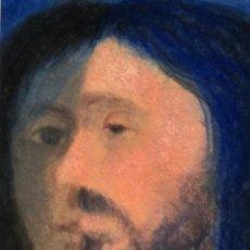 Arte: RAMÓN LLOVET - TÉCNICA MIXTA SOBRE PAPEL -. Lote 202082260