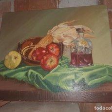 Arte: OLEO BODEGÓN . Lote 202286780