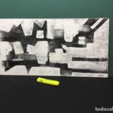Arte: PINTURA VASCA DEL ARTISTA ARESTI. Lote 202318717