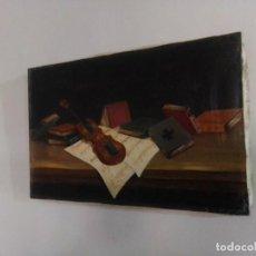 Arte: ANTIGUA PINTURA DE BODEGÓN.. Lote 202735741