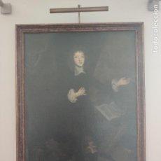 Arte: ÓLEO RETRATO NIÑO S.XVIII. Lote 203060347