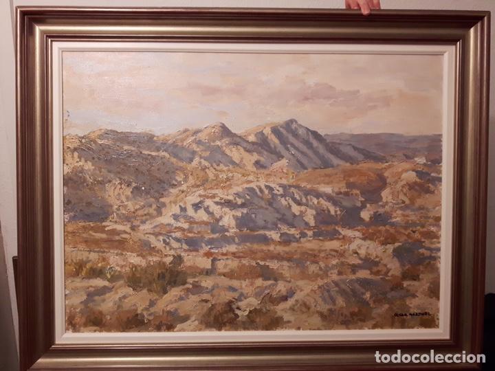 PAISAJE CABO DE GATA (Arte - Pintura - Pintura al Óleo Contemporánea )