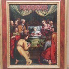 Arte: TABLA RELIGIOSA SIGLO XVI /192. Lote 203427565