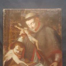 Arte: CUADRO PARA RESTAURAR S.XVIII. Lote 203844752