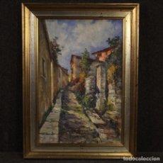 Arte: PINTURA PAISAJISTA ITALIANA EN ESTILO IMPRESIONISTA. Lote 203891061