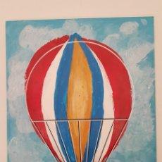 Arte: CARLO VIVANTTI DOMINGUELL, (ROMA 1950), ACRÍLICO SOBRE TABLERO, (50X40). Lote 203922765