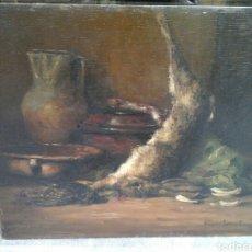 Arte: PINTURA ÓLEO DE RICARDO GOMEZ-GIMENO 1892-1954. Lote 205109116