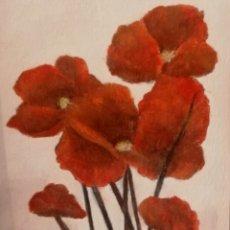 Arte: AMAPOLAS. Lote 205531123