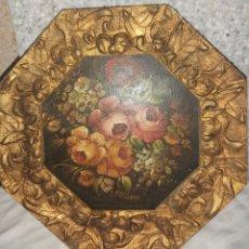Arte: ARELLANO OLEO SOBRE CARTÓN DURO O TABLA. Lote 205736608