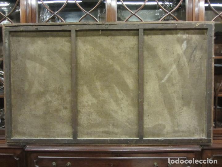 Arte: Bodegon de caza, s.XVIII-XIX, Oleo sobre tela - Foto 6 - 205772068