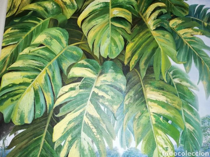 Arte: Oleo del pintor cubano Lorenzo Ruiz...considerado un maestro de paisajes naturales - Foto 2 - 205785000