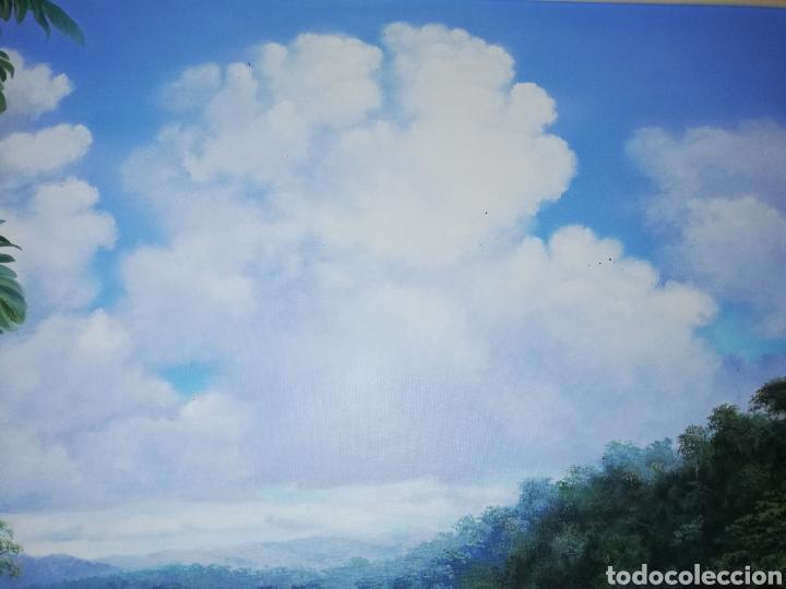 Arte: Oleo del pintor cubano Lorenzo Ruiz...considerado un maestro de paisajes naturales - Foto 5 - 205785000