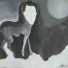 Arte: PINTURA ORIGINAL. Lote 205867468