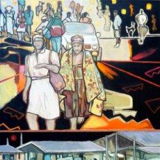 Arte: ESTAMPAS AFRICANAS I. Lote 205900651