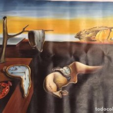 Arte: SALVADOR DALI - OLIO SU TELA - TELA D'AUTORE DIPINTO A OLIO - 69 X 60 CM. Lote 206185108
