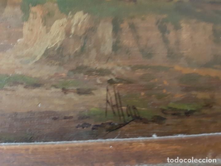 Arte: pintura inglesa siglo XIX - Foto 3 - 201591707