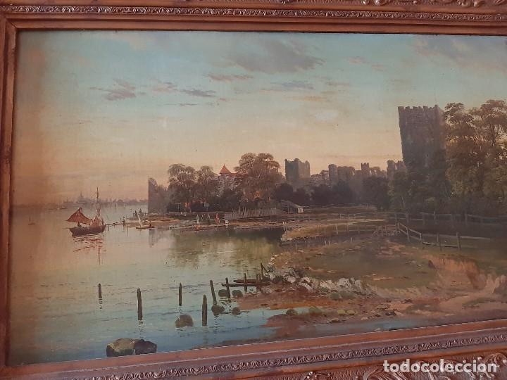 Arte: pintura inglesa siglo XIX - Foto 2 - 201591707