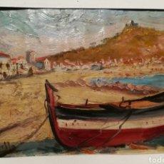Arte: COSTA BRAVA POR JOAQUIM TERRUELLA (1891-1957). Lote 206252351