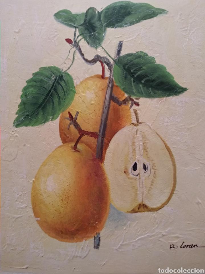 FRUTAS AL ÓLEO (Arte - Pintura - Pintura al Óleo Moderna sin fecha definida)