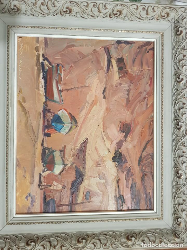 BAUDILIO MIRO MAINOU (Arte - Pintura - Pintura al Óleo Contemporánea )