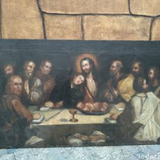 Arte: LIENZO RELIGIÓSO. Lote 206515022