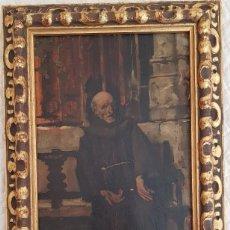 Arte: VICENTE BAÑULS - FRAILE LECTOR - DEDICADO AL PERIÓDICO LA CORRESPONDENCIA DE ALICANTE 1904/1918. Lote 206884665