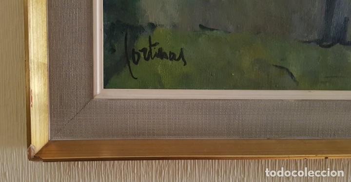 Arte: Cuadro firmado por Cortinas - Foto 2 - 207101597