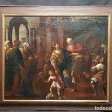 Arte: ESCENA RELIGIOSA SIGLO XVII /254. Lote 207111326