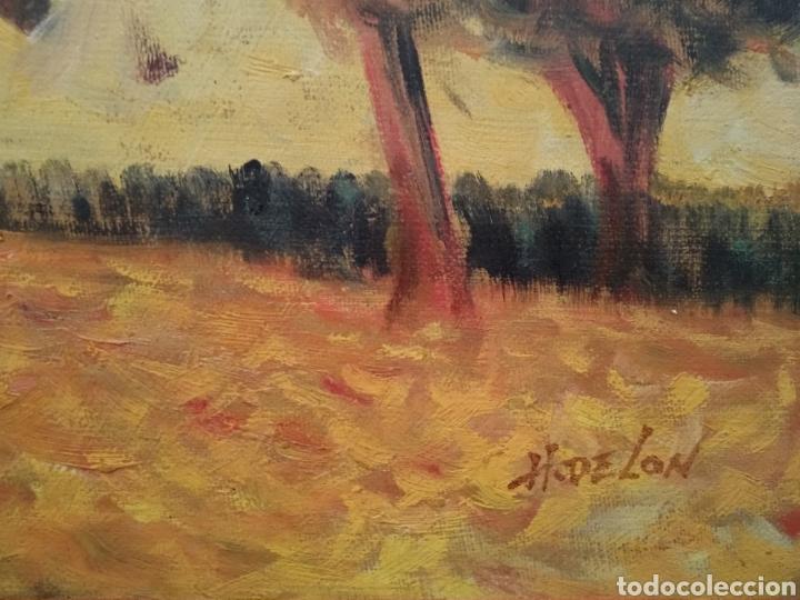 Arte: Cuadro al óleo - Foto 2 - 207211055