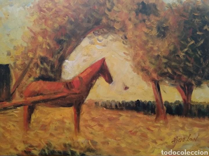 CUADRO AL ÓLEO (Arte - Pintura - Pintura al Óleo Moderna sin fecha definida)