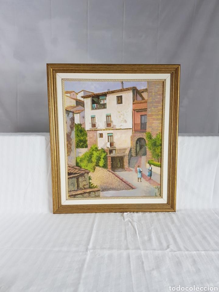 Arte: Pueblo probablemente Granollers por Vicenç Casals Grau (1916-2004) - Foto 6 - 207833061