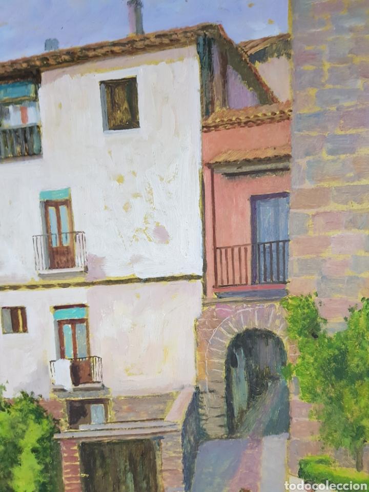 Arte: Pueblo probablemente Granollers por Vicenç Casals Grau (1916-2004) - Foto 8 - 207833061