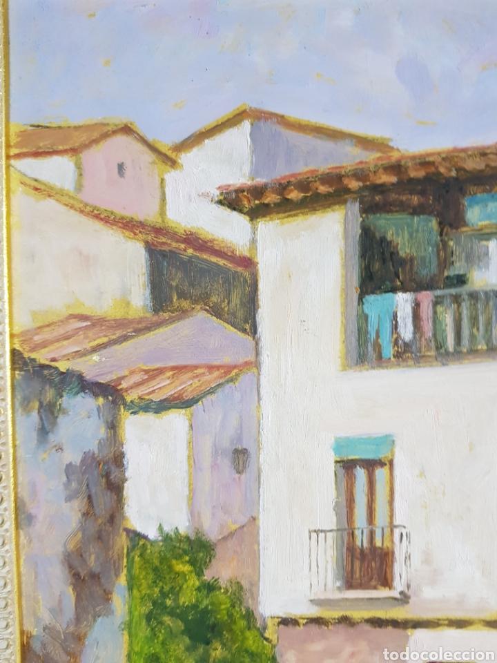 Arte: Pueblo probablemente Granollers por Vicenç Casals Grau (1916-2004) - Foto 11 - 207833061