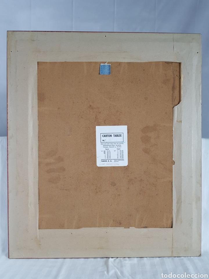 Arte: Pueblo probablemente Granollers por Vicenç Casals Grau (1916-2004) - Foto 13 - 207833061