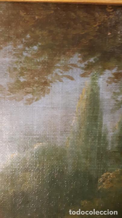 Arte: LA SAMARITANA, ÓLEO, FRANCIA, SIGLO XVIII. - Foto 6 - 207919778
