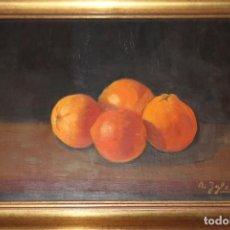Arte: ÓLEO SOBRE TABLA,ENMARCADO-FIRMADO POR A.IGLESIAS. Lote 208108495