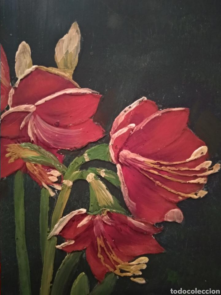 Arte: Pintura al óleo - Foto 2 - 208477476