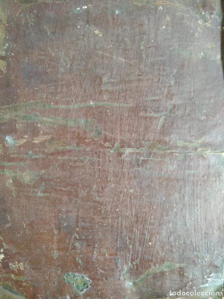 Arte: Pintura española. Óleo sobre cobre. SS.XVII-XVIII. - Foto 7 - 208758097