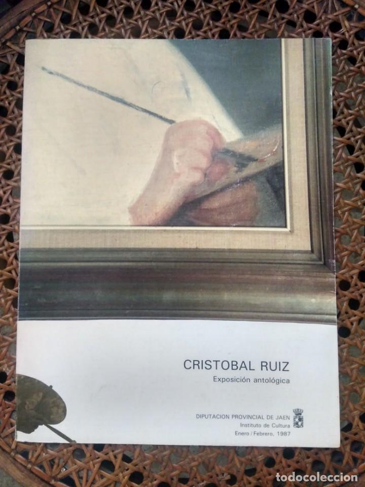 Arte: CRISTÓBAL RUIZ (VILLACARRILLO, JAÉN, 1881-MÉXICO, 1962) DESNUDO EN FONDO AZUL - OBRA ORIGINAL - 1951 - Foto 21 - 208937087
