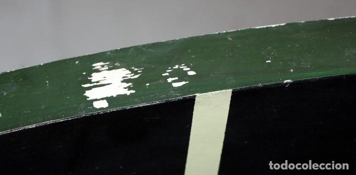 Arte: ILEGIBLE. ACRÍLICO SOBRE TABLA. COMPOSICION ABSTRACTA - Foto 8 - 209102472