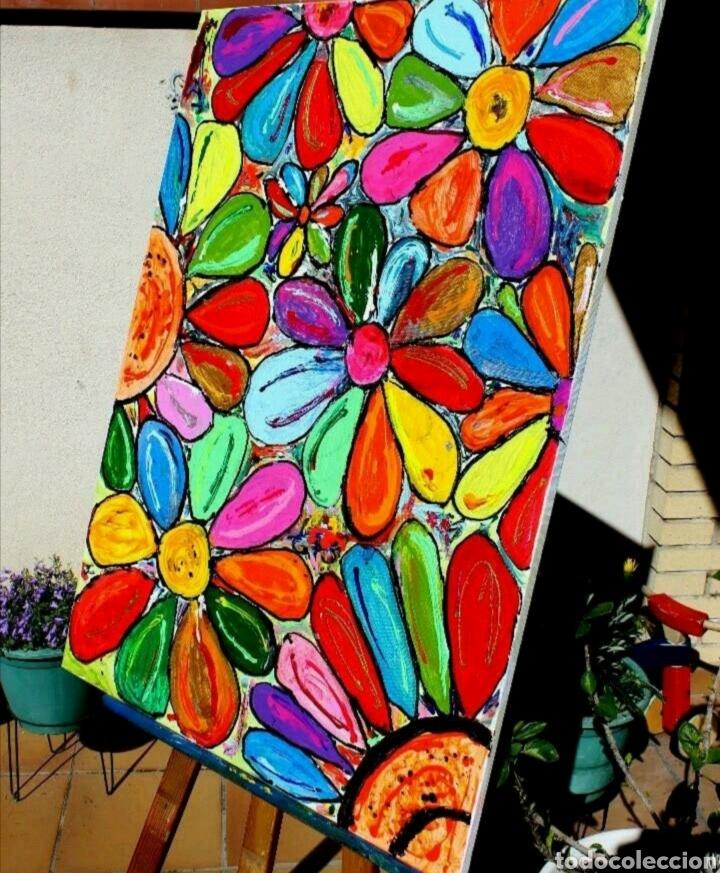 Arte: Cuadro Abstracto Rovira Rusiñol (Recoger en tienda) - Foto 2 - 209332205