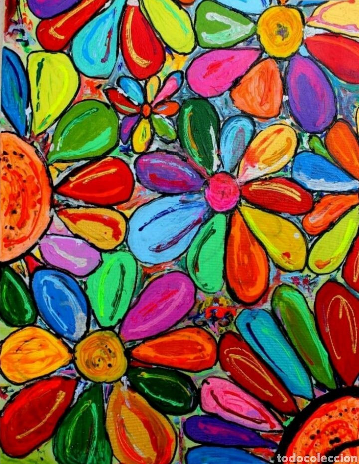 Arte: Cuadro Abstracto Rovira Rusiñol (Recoger en tienda) - Foto 4 - 209332205