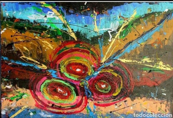 Arte: Cuadro Abstracto Rovira Rusiñol (Recoger en tienda) - Foto 3 - 209332430