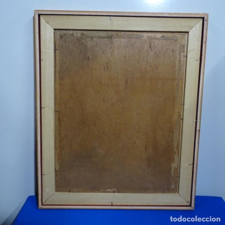 Arte: Óleo sobre tablex de Francesc planas doria (Sabadell 1879-1955). - Foto 19 - 209367582