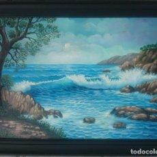 Arte: BONITA MARINA. Lote 209404005