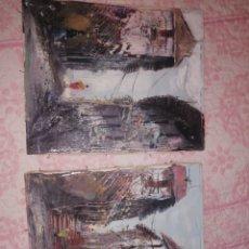 Arte: 2 PINTURAS. Lote 209562571