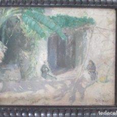 Arte: OLEO SOBRE LIENZO JUAN BAUTISTA MARTINEZ BENEYTO,MASSAMAGRELL 1922-2013. Lote 209638582
