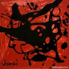 Arte: JORDI MERCADE FARRÉS (BARCELONA,1923 - 2005) ACRILICO SOBRE CARTON. ABSTRACCION. Lote 209832131