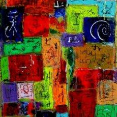 Arte: CUADRO ROVIRA RUSIÑOL (RECOGER EN TIENDA). Lote 210120658