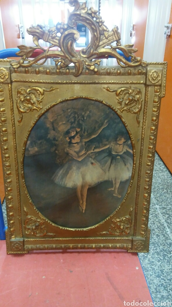 Arte: Litografia Edgar Degas - Foto 2 - 210205028